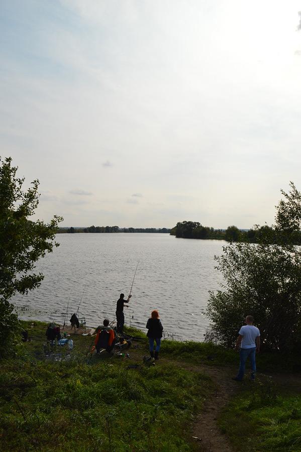 село рыбаки раменский район